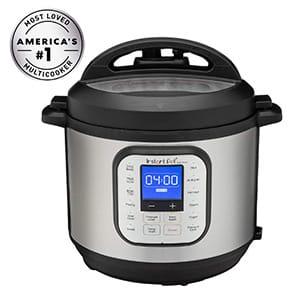 Instant Pot Duo 6 quart Pressure Cooker
