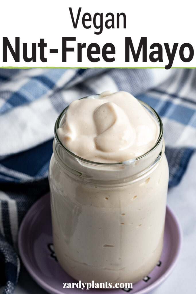 Pinterest image for the mayo
